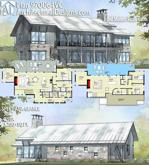 ArchitecturalDesigns Barn Plans