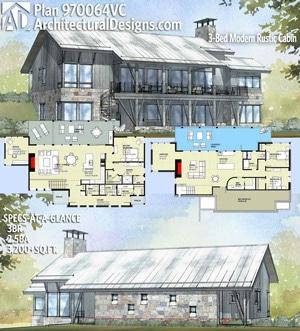 ArchitecturalDesigns Barn Plans