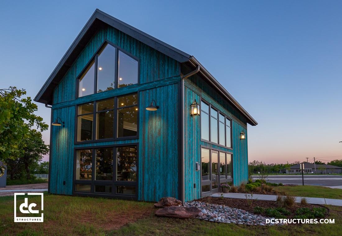 The Office Barn