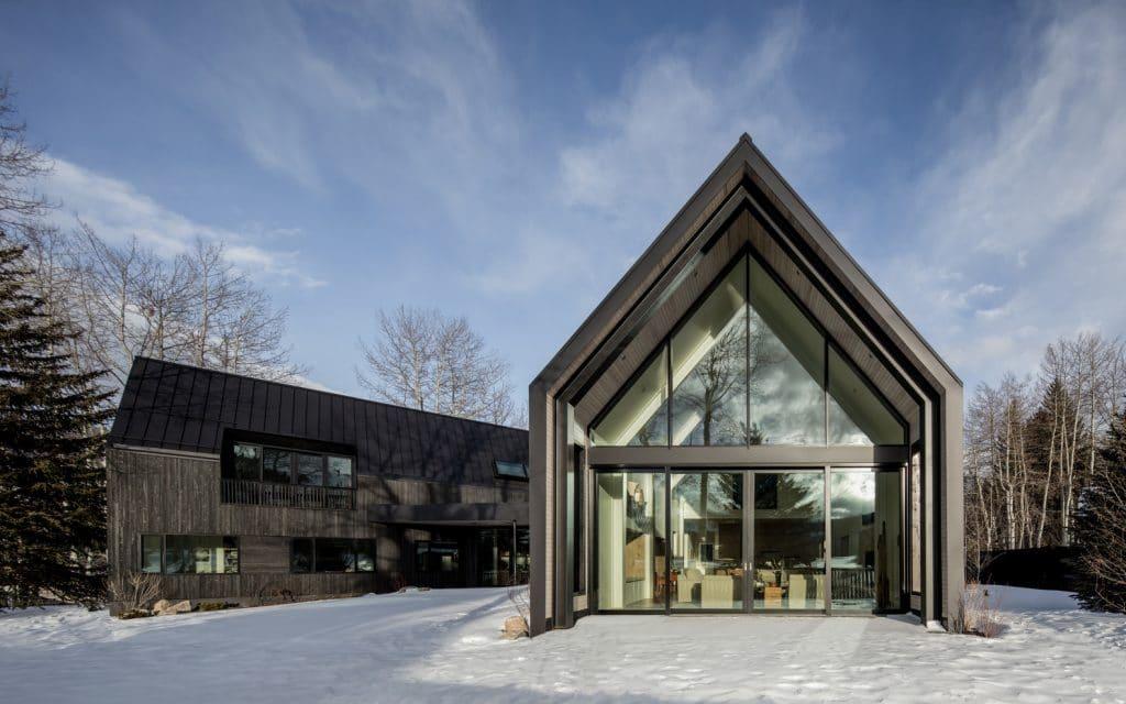 Studio B Modern Barn House