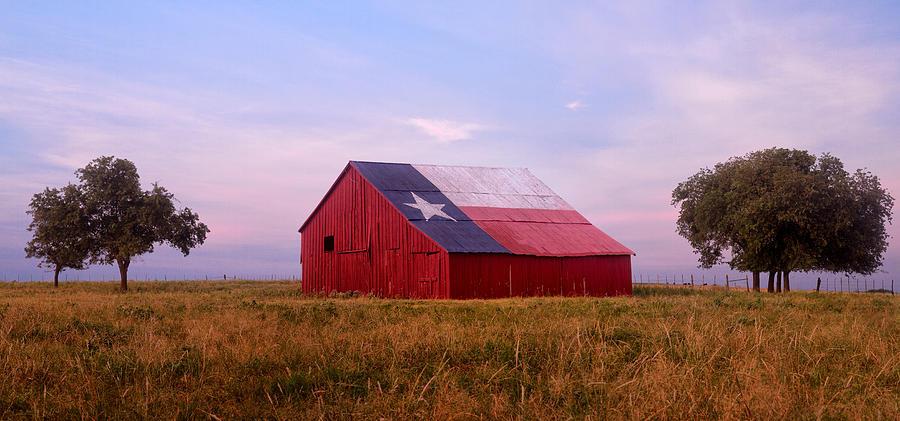 Texas barn | © Ronda Kimbrow